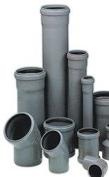 Трубы и фасонные элементы для канализации (Польша)