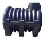Пластиковый септик для канализации 2000 л